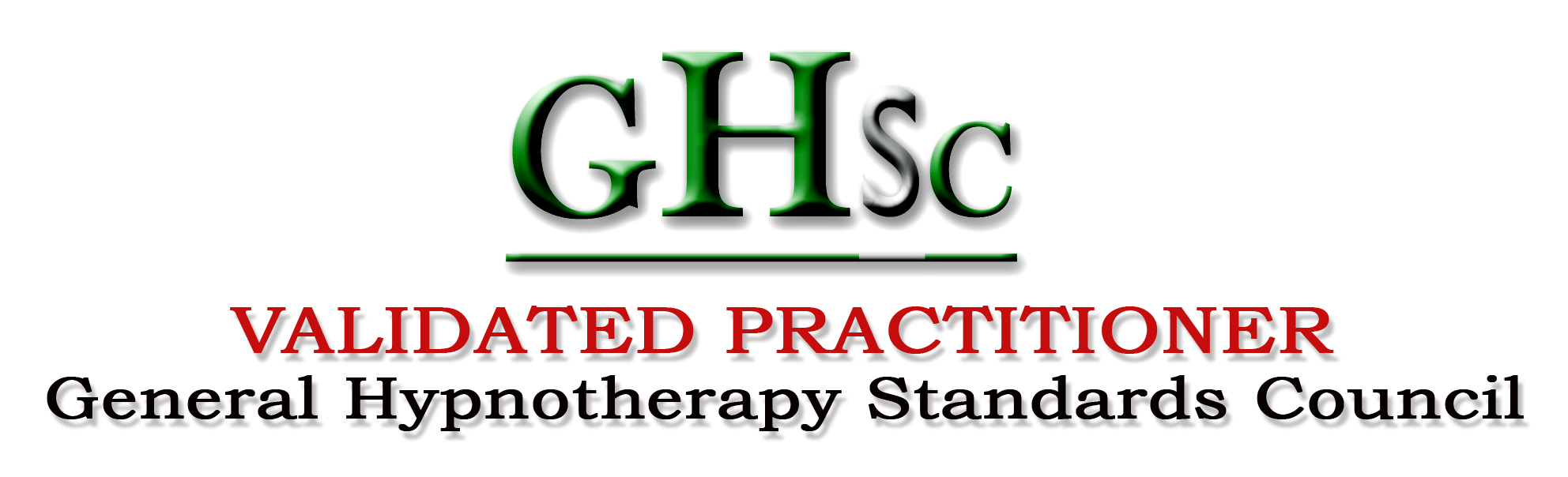 GHR Validated Practitioner